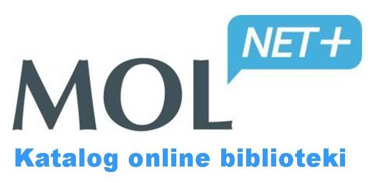 Logo MOL NET+ katalog online biblioteki